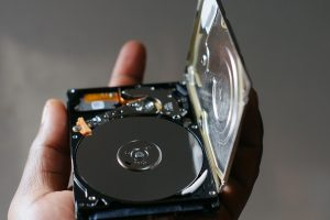 data recovery - disk